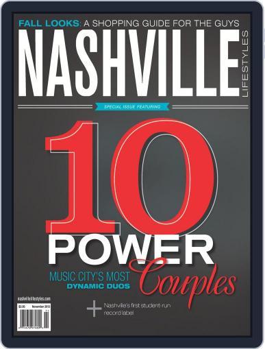 Nashville Lifestyles (Digital) November 1st, 2013 Issue Cover