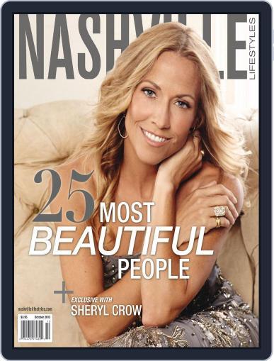 Nashville Lifestyles (Digital) October 3rd, 2013 Issue Cover