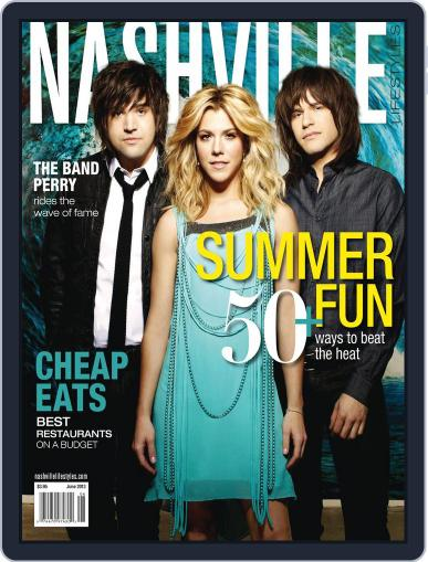 Nashville Lifestyles (Digital) May 30th, 2013 Issue Cover