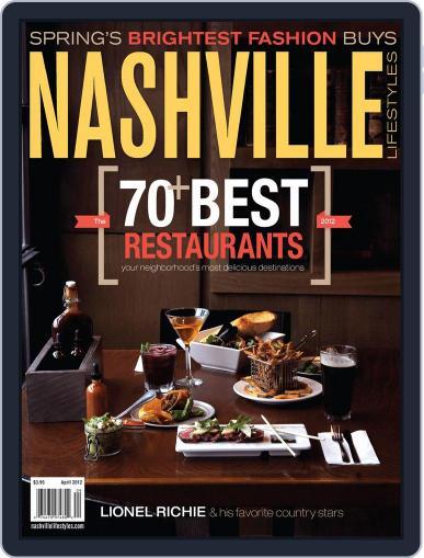 Nashville Lifestyles (Digital) April 1st, 2012 Issue Cover