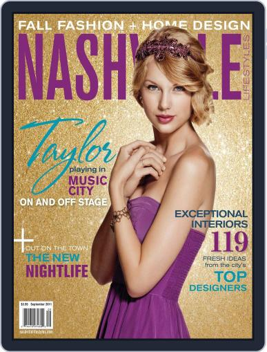 Nashville Lifestyles (Digital) September 1st, 2011 Issue Cover