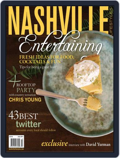 Nashville Lifestyles (Digital) July 1st, 2011 Issue Cover