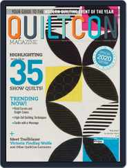 Quilting Arts (Digital) Subscription February 15th, 2020 Issue