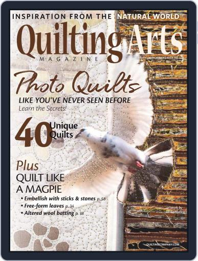 Quilting Arts (Digital) February 1st, 2020 Issue Cover