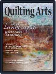 Quilting Arts (Digital) Subscription October 1st, 2019 Issue