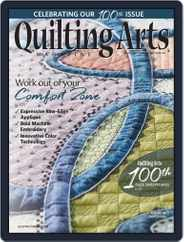 Quilting Arts (Digital) Subscription August 1st, 2019 Issue