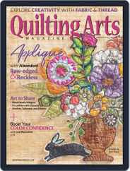 Quilting Arts (Digital) Subscription June 1st, 2019 Issue