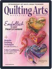 Quilting Arts (Digital) Subscription February 1st, 2019 Issue