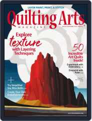 Quilting Arts (Digital) Subscription August 1st, 2018 Issue