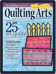 Quilting Arts (Digital) Subscription November 18th, 2015 Issue