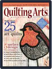 Quilting Arts (Digital) Subscription August 1st, 2015 Issue