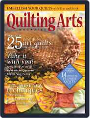Quilting Arts (Digital) Subscription June 1st, 2015 Issue