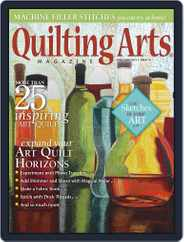 Quilting Arts (Digital) Subscription April 1st, 2015 Issue