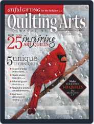 Quilting Arts (Digital) Subscription November 19th, 2014 Issue