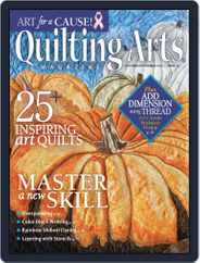 Quilting Arts (Digital) Subscription September 10th, 2014 Issue