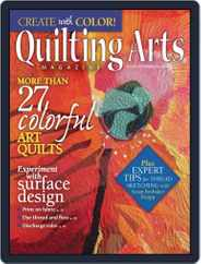 Quilting Arts (Digital) Subscription July 9th, 2014 Issue