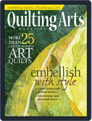 Quilting Arts (Digital) Subscription May 14th, 2014 Issue