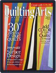 Quilting Arts (Digital) Subscription January 15th, 2014 Issue
