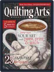 Quilting Arts (Digital) Subscription November 21st, 2013 Issue