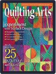 Quilting Arts (Digital) Subscription September 11th, 2013 Issue