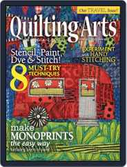 Quilting Arts (Digital) Subscription May 15th, 2013 Issue