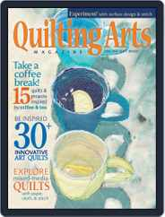 Quilting Arts (Digital) Subscription March 13th, 2013 Issue