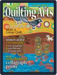 Quilting Arts (Digital) Subscription January 9th, 2013 Issue
