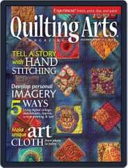 Quilting Arts (Digital) Subscription November 21st, 2012 Issue