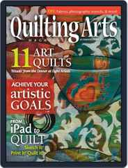 Quilting Arts (Digital) Subscription September 19th, 2012 Issue