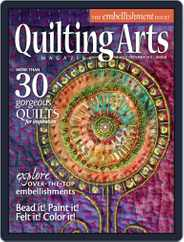 Quilting Arts (Digital) Subscription July 25th, 2012 Issue