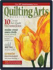 Quilting Arts (Digital) Subscription June 12th, 2012 Issue