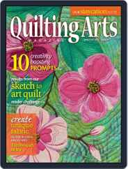 Quilting Arts (Digital) Subscription May 24th, 2012 Issue