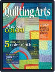 Quilting Arts (Digital) Subscription March 14th, 2012 Issue