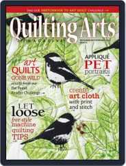 Quilting Arts (Digital) Subscription November 23rd, 2011 Issue