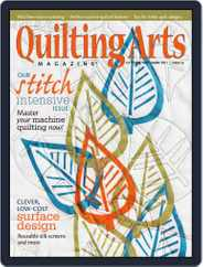 Quilting Arts (Digital) Subscription September 22nd, 2011 Issue