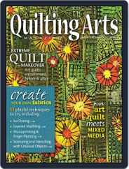 Quilting Arts (Digital) Subscription July 20th, 2011 Issue