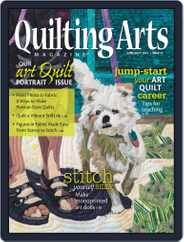 Quilting Arts (Digital) Subscription May 25th, 2011 Issue