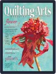 Quilting Arts (Digital) Subscription March 25th, 2011 Issue