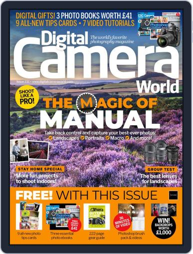 Digital Camera World July 1st, 2020 Issue Cover