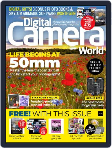 Digital Camera World June 1st, 2020 Issue Cover
