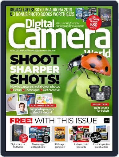 Digital Camera World May 1st, 2020 Digital Back Issue Cover