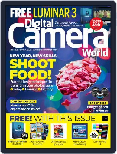 Digital Camera World February 1st, 2020 Issue Cover