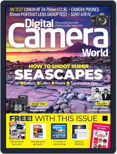 Digital Camera World December 1st, 2019 Issue Cover