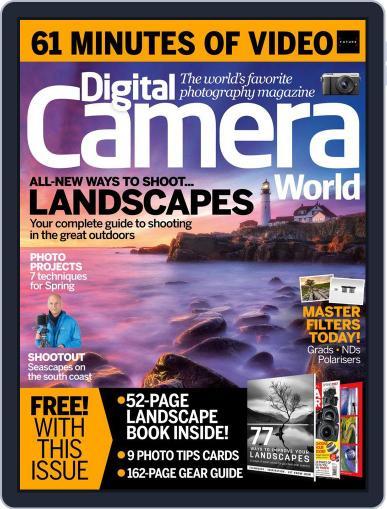Digital Camera World March 28th, 2018 Digital Back Issue Cover