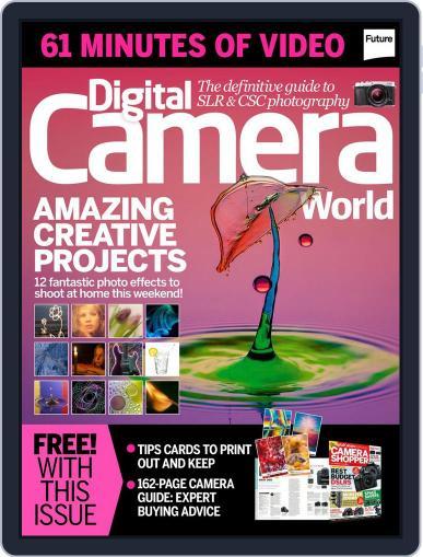 Digital Camera World December 1st, 2017 Digital Back Issue Cover