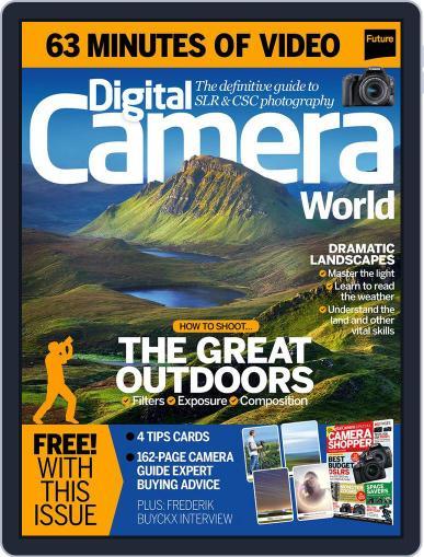 Digital Camera World October 1st, 2017 Issue Cover