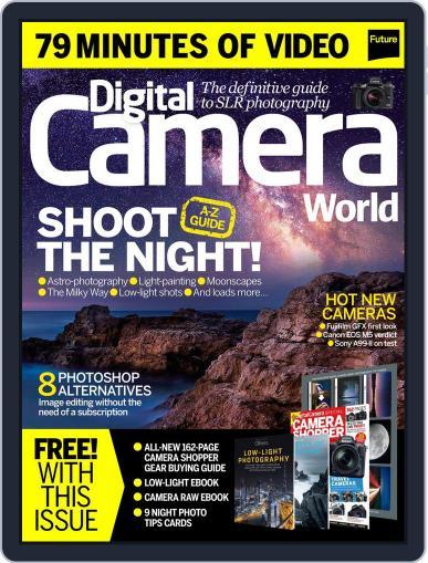 Digital Camera World April 1st, 2017 Digital Back Issue Cover