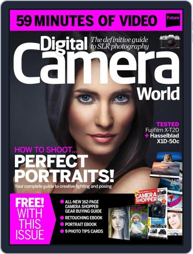 Digital Camera World March 24th, 2017 Issue Cover