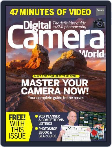 Digital Camera World February 1st, 2017 Issue Cover
