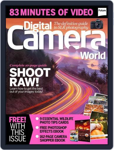 Digital Camera World November 1st, 2016 Issue Cover